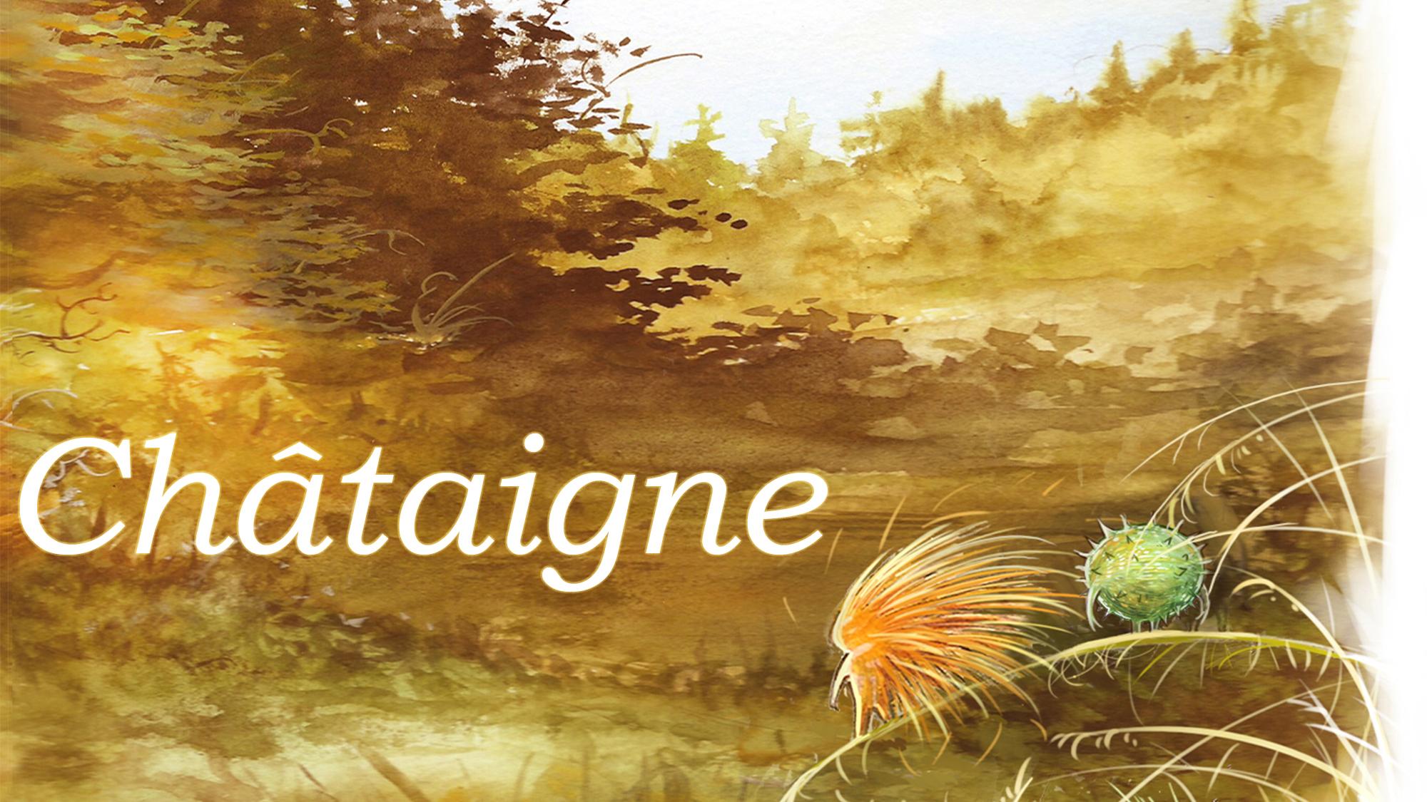 Châtaigne by Denis Lapierre