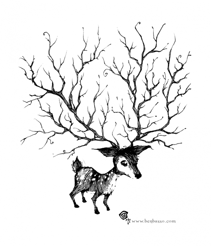 De Creaturis Dementiae - Page 70 (Dessin : Ben Basso) - Flibusk