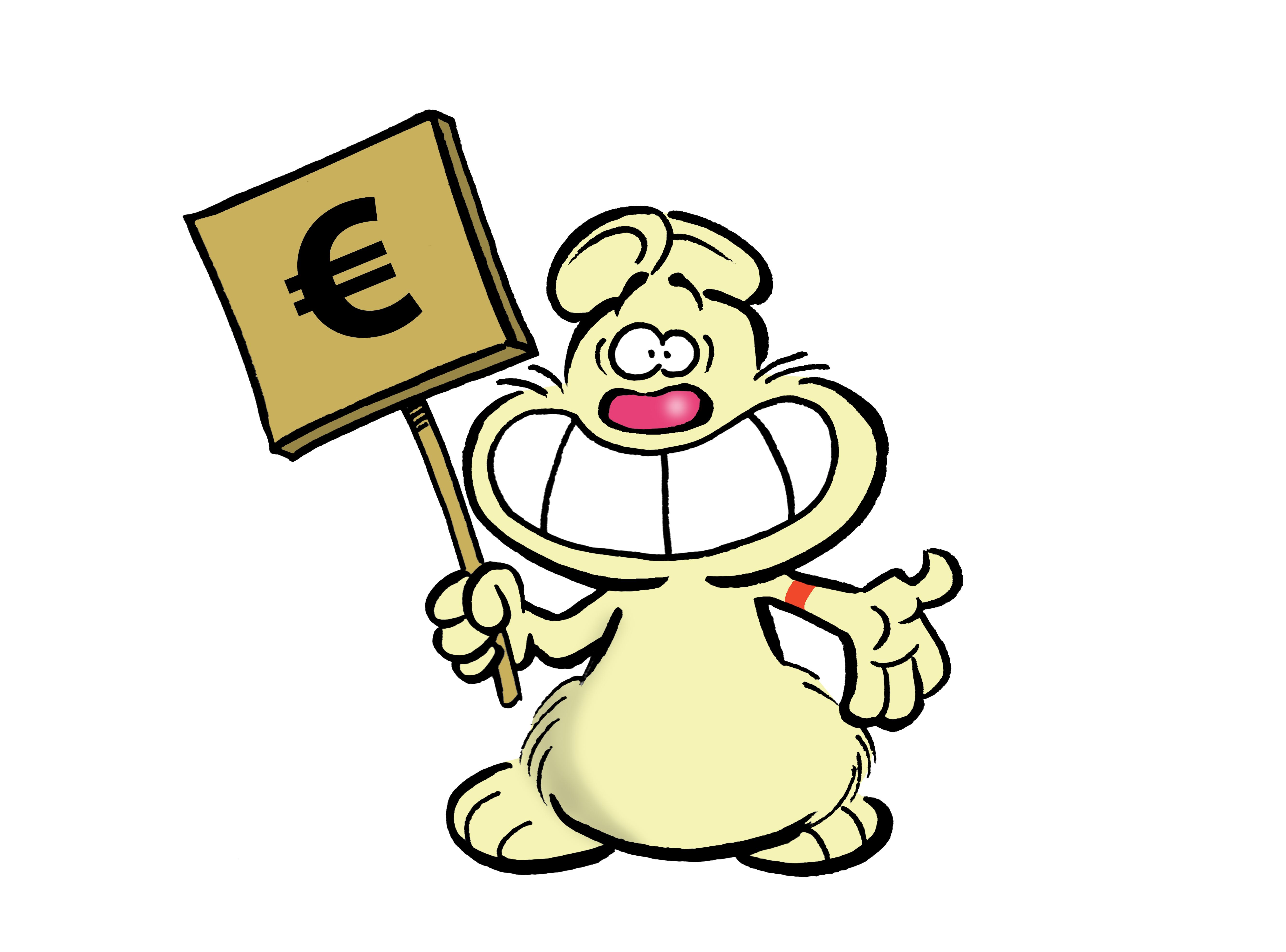 Meurfi euro (Dessin : Daricy) - Flibusk