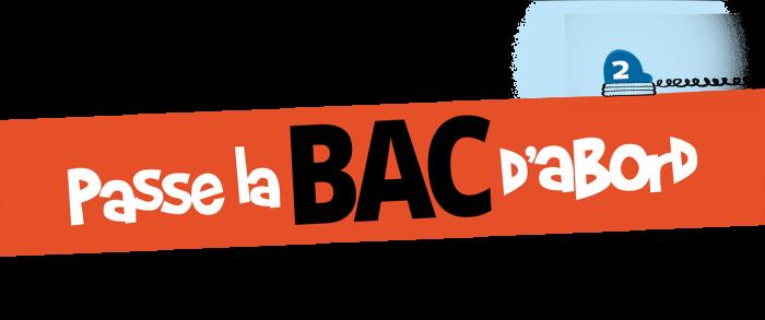 Bandeau BAC (Graphisme : Ben Basso) - Flibusk