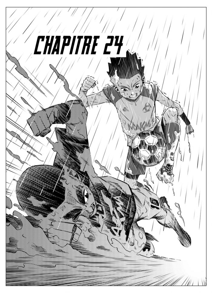 L'Équipe Z Ch24 (Dessin : Albert Carreres) - Flibusk