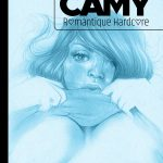 Camy - Romantic Harcore, couverture (Dessin : Camy)
