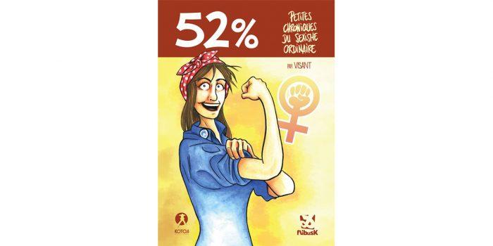 52%, la couverture