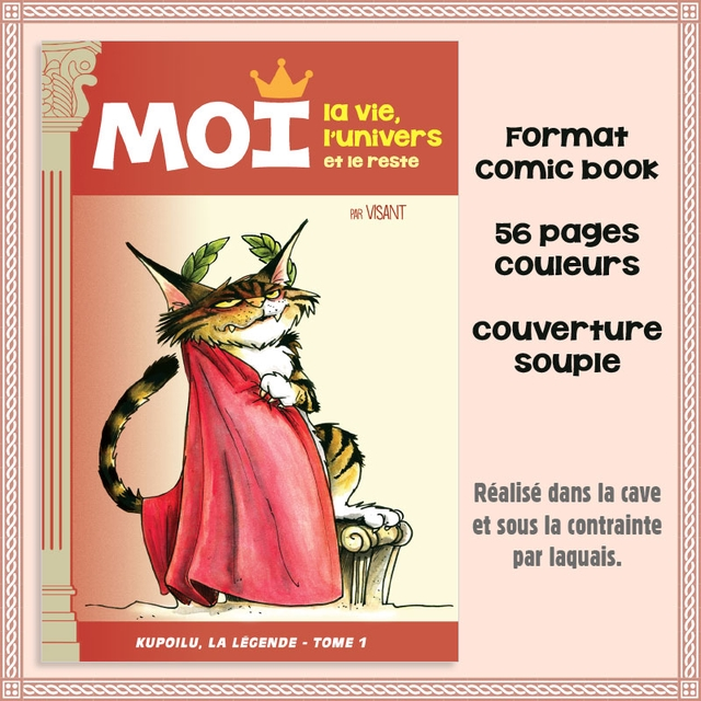 Kupoilu présentation du livre